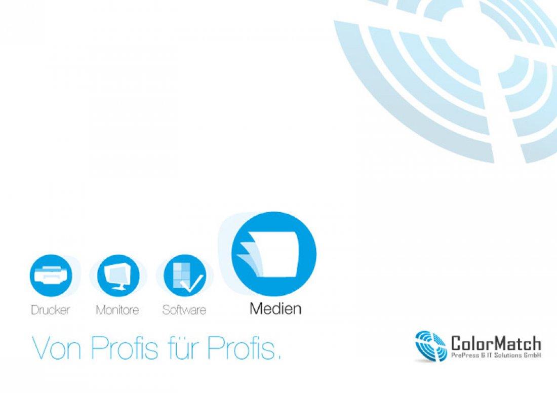Hauptbild von ColorMatch – DIN A5 Musterbuch/ Medienübersicht