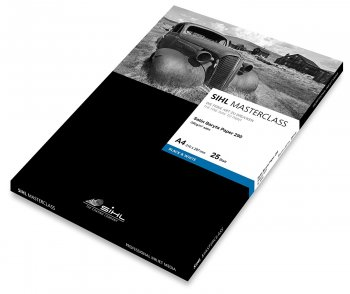 Hauptbild von Sihl Masterclass - Satin Baryta Paper 290 g/m²