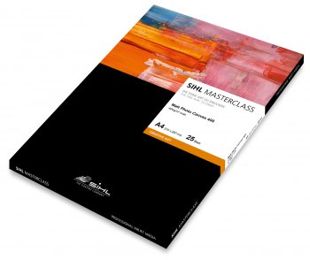 Sihl Masterclass - Matt Photo Canvas 340 g/m²