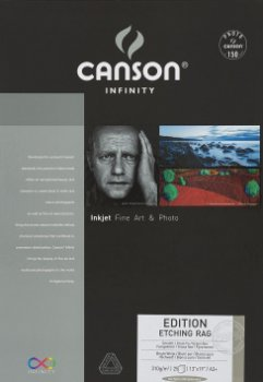 Canson Infinity® Edition Etching Rag 310 g/m²