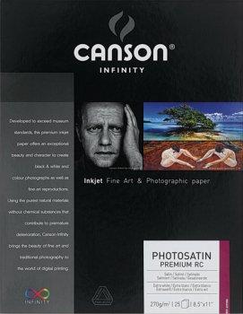 Canson Infinity® PhotoSatin Premium RC 270 g/m²