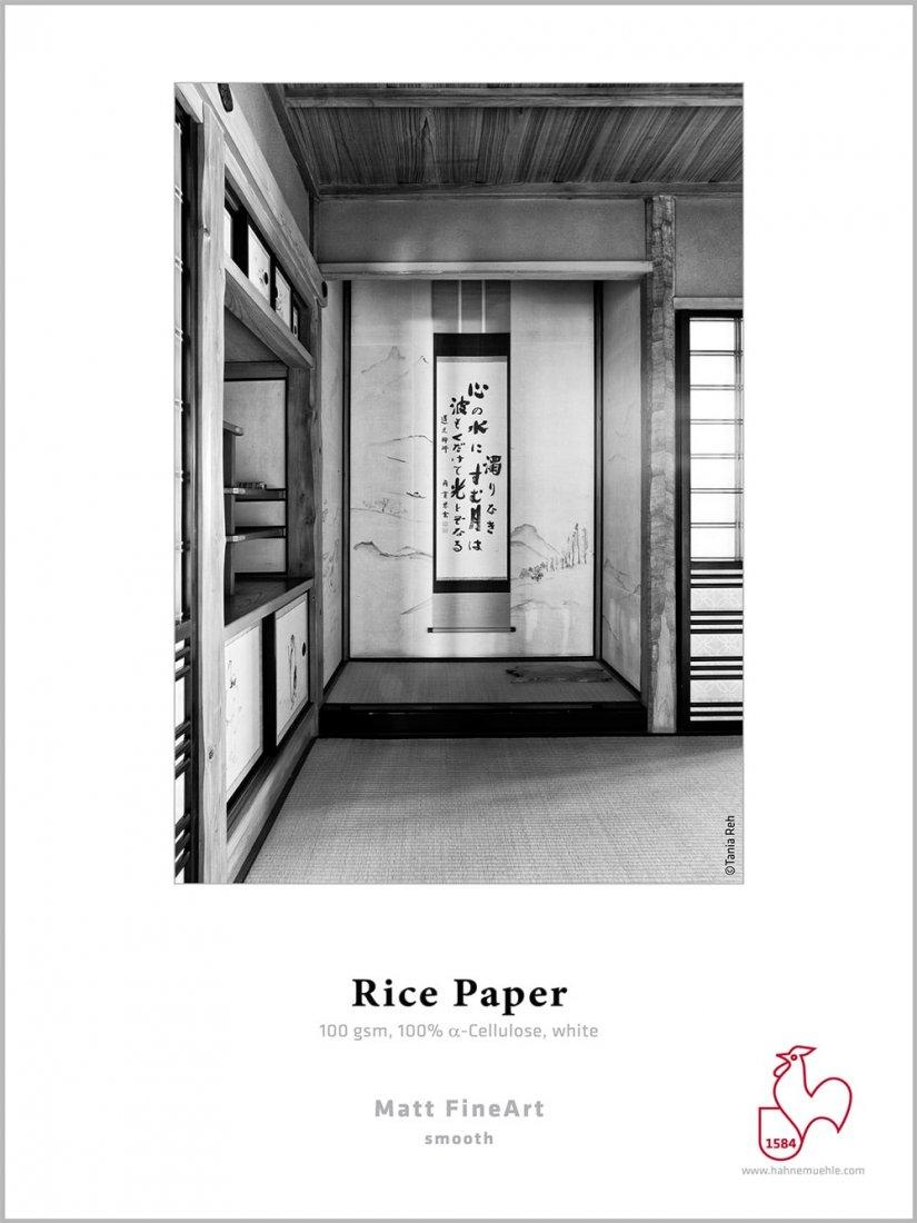 Hahnemühle Fine Art Papier – Rice Paper 100 g/m²