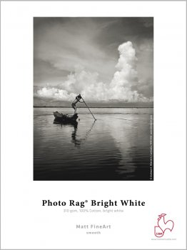 Hahnemühle Fine Art Papier - Photo Rag® Bright White 310 g/m²