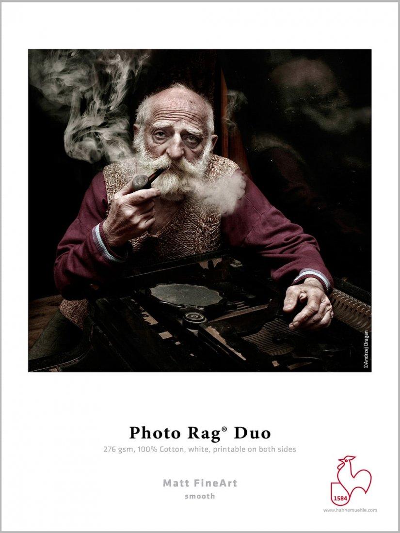 Hahnemühle Fine Art Papier - Photo Rag® Duo 276 g/m²