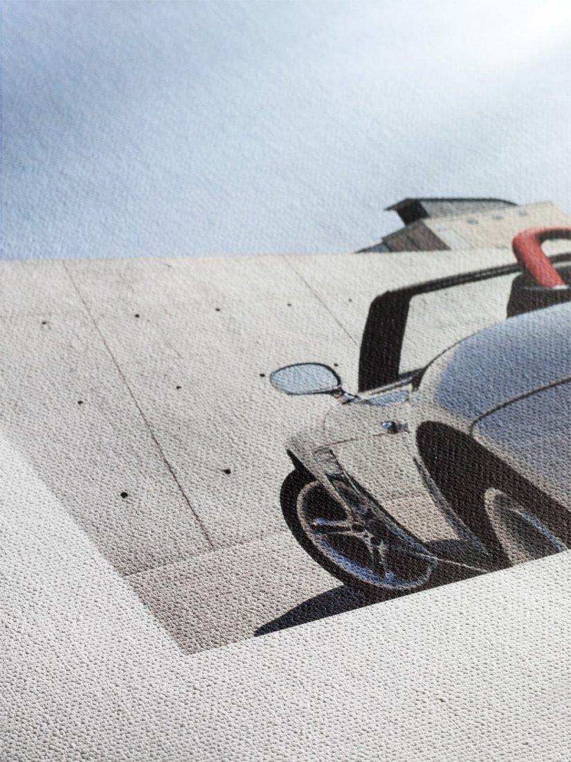 Bild 1 von Hahnemühle Fine Art Papier – Daguerre Canvas 400 g/m²
