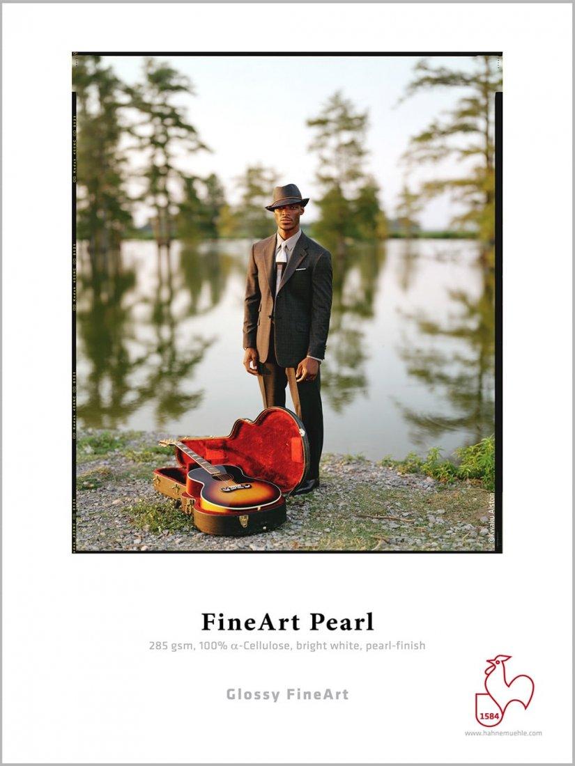 Hahnemühle Fine Art Papier – FineArt Pearl 285 g/m²