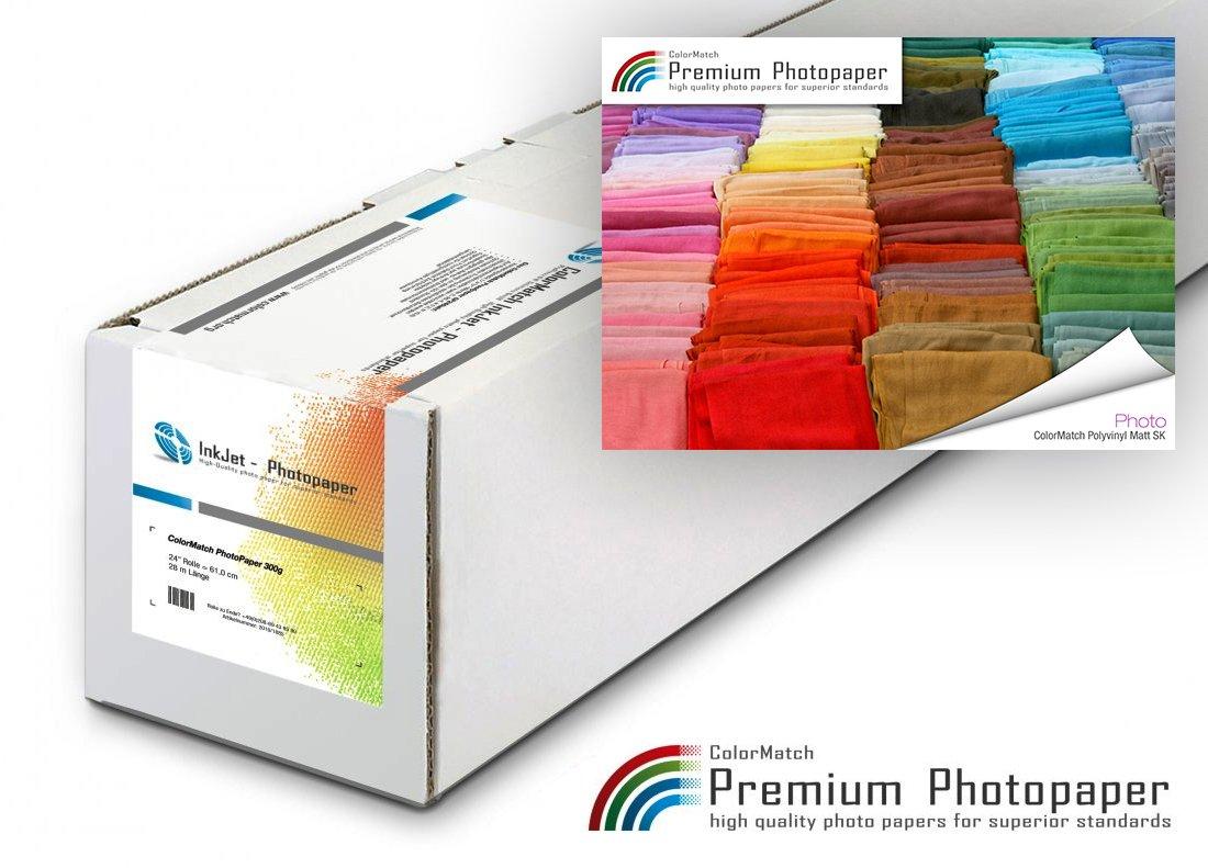 ColorMatch – PolyVinyl Matt SK 290g/m²