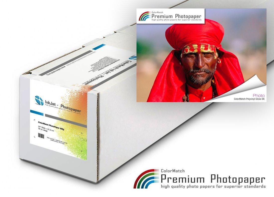 Hauptbild von ColorMatch – PolyVinyl Gloss SK 290g/m²