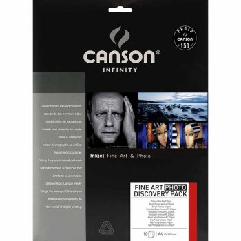 Canson Infinity Musterset – Fine Art Photo