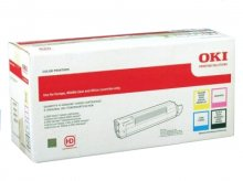 OKI Tonerkassette BK für ES3640