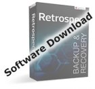 Retrospect Single Server v10 (unltd) int. Mac+ASM ESD
