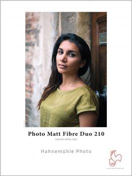 Hahnemühle Photo - Photo Matt Fibre Duo 210 g/m²