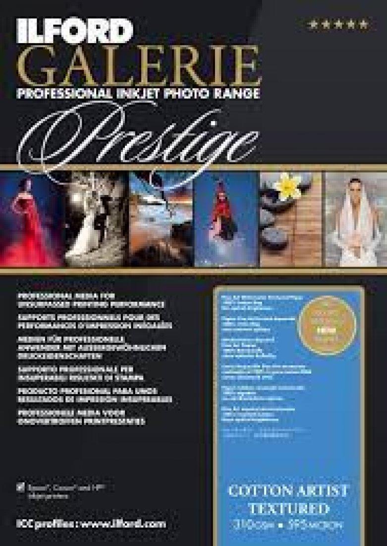 Hauptbild von Ilford GALERIE - Prestige Cotton Artist Textured 310 g/m²