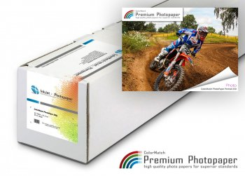 ColorMatch – PhotoPaper Portrait 250g/30m