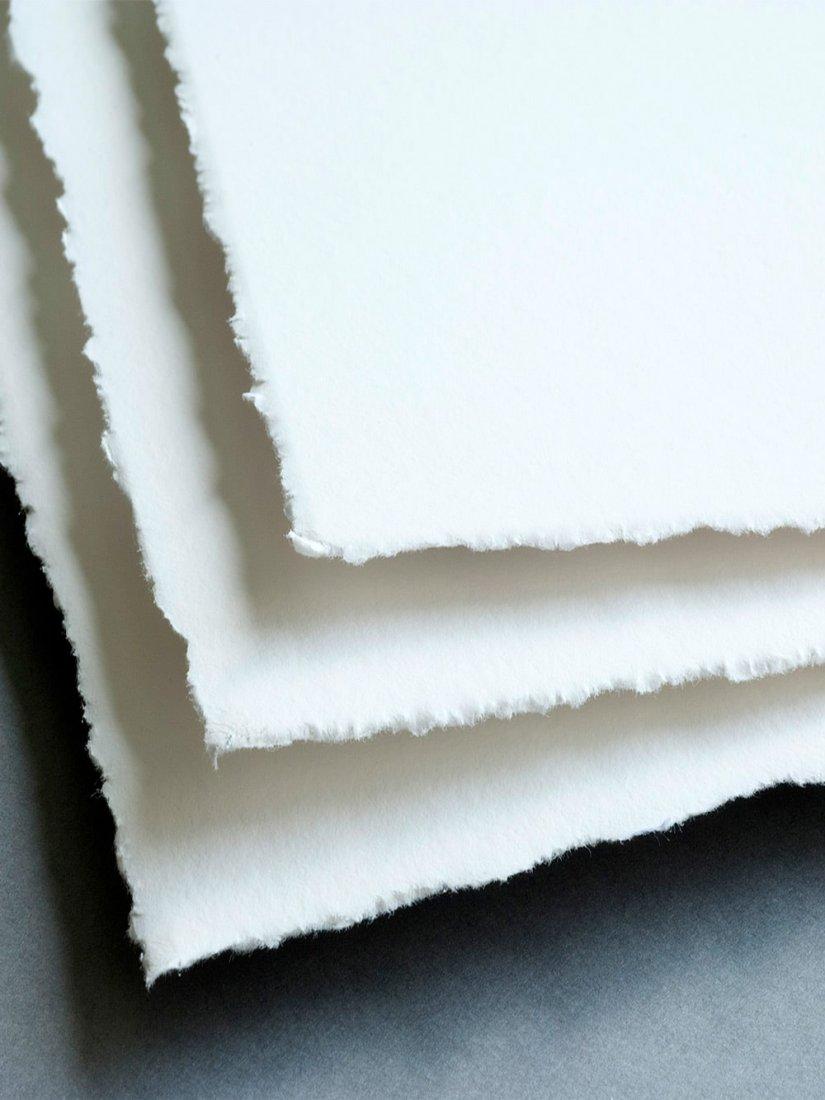Bild 2 von Hahnemühle Fine Art Papier -  Museum Etching 350 g/m² Deckle Edge