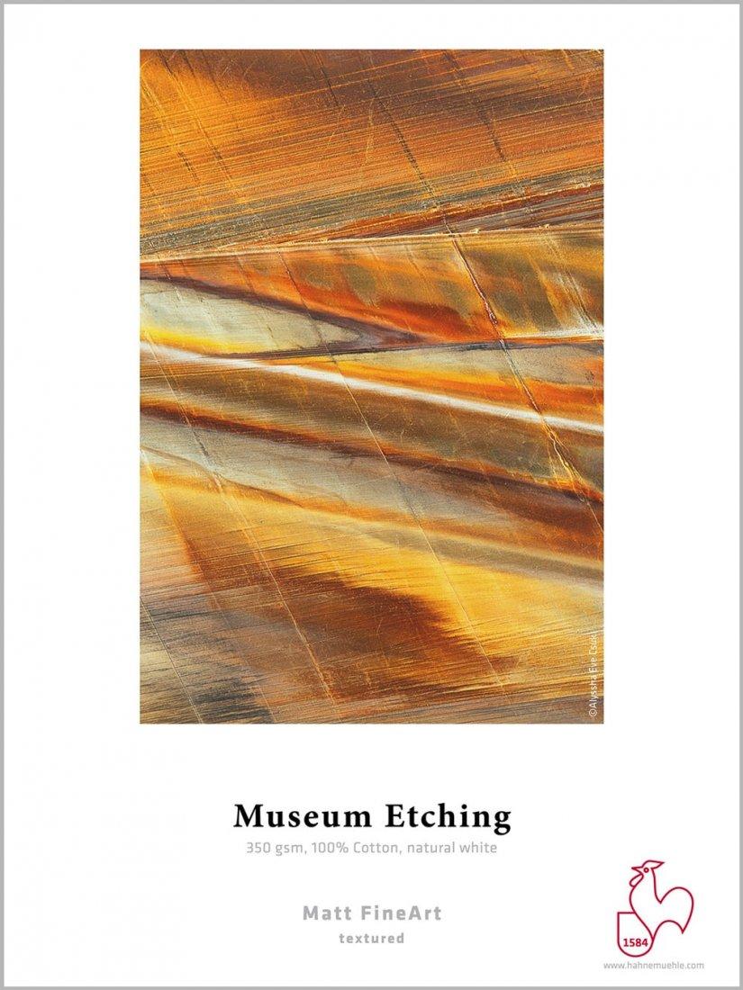 Hahnemühle Fine Art Papier -  Museum Etching 350 g/m² Deckle Edge