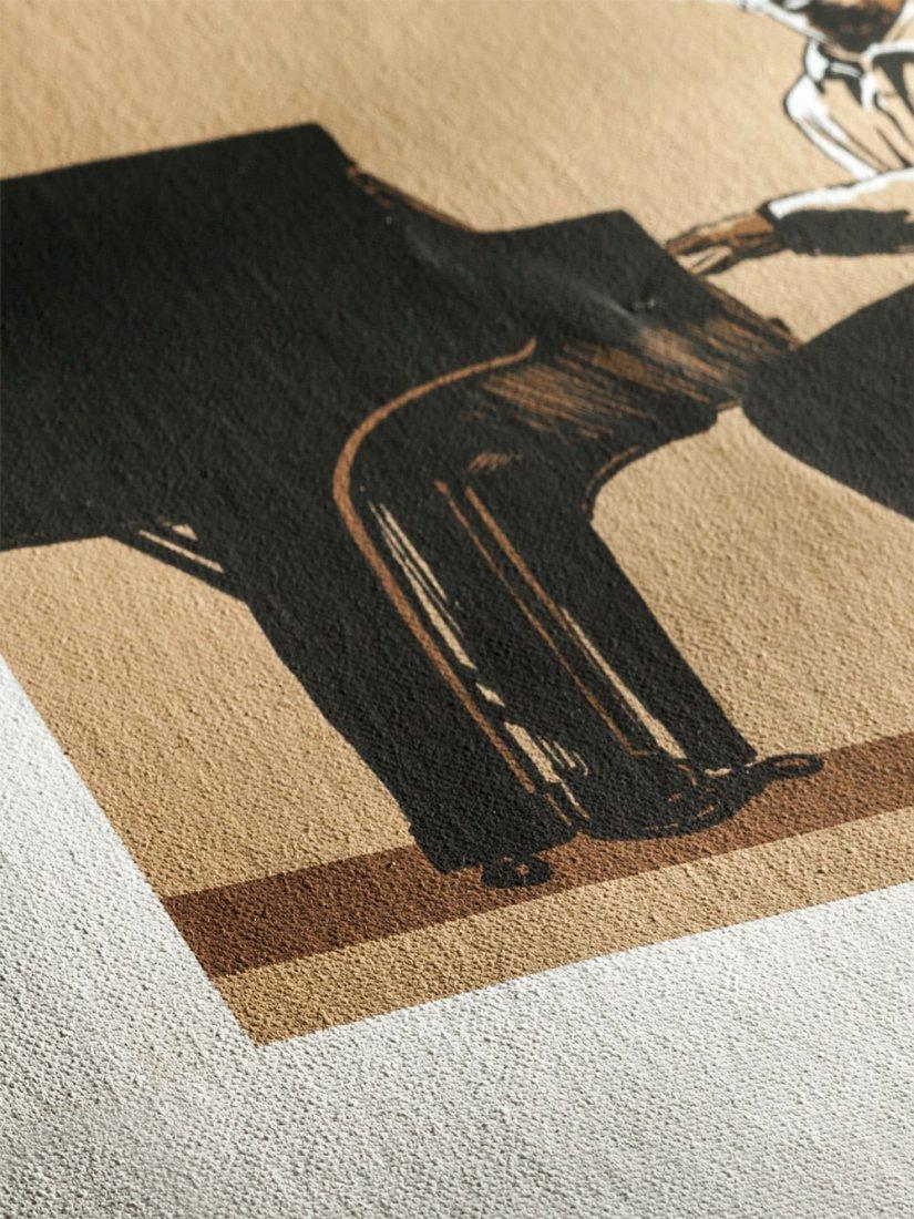 Bild 1 von Hahnemühle Fine Art Papier – Canvas Artist 340 g/m²