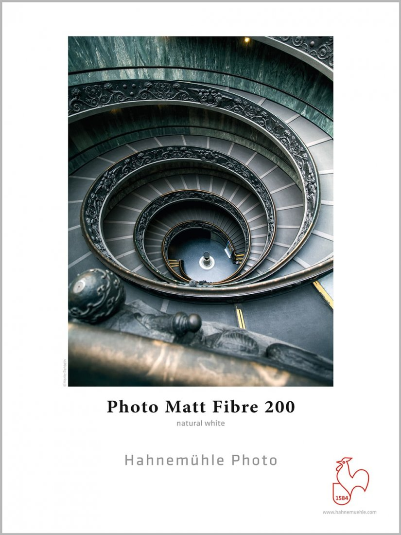 Hahnemühle Photo - Photo Matt Fibre 200 g/m²