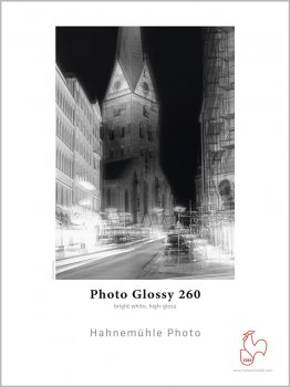 Hahnemühle Photo - Photo Glossy 260 g/m²