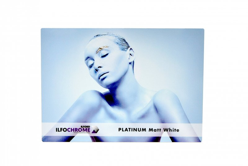 Ilfochrome Platinum Metall-Fotoplatten