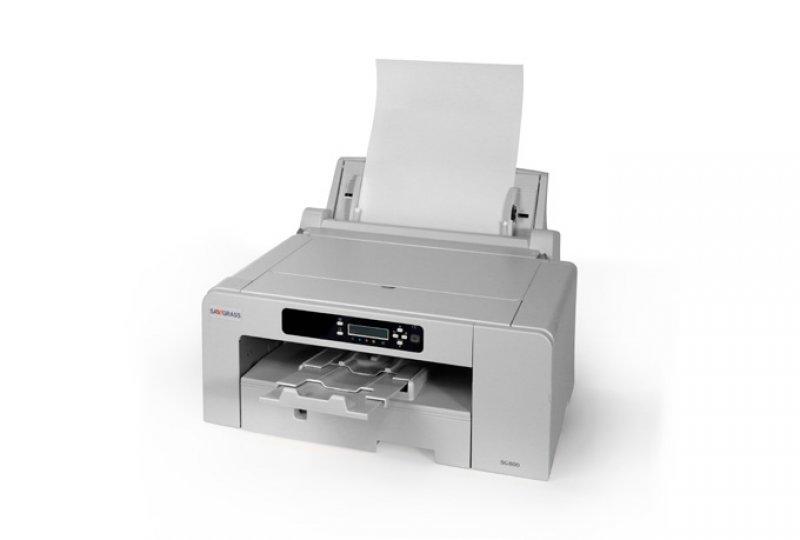 Hauptbild von Dye-Sublimations-Drucker SAWGRASS SG800