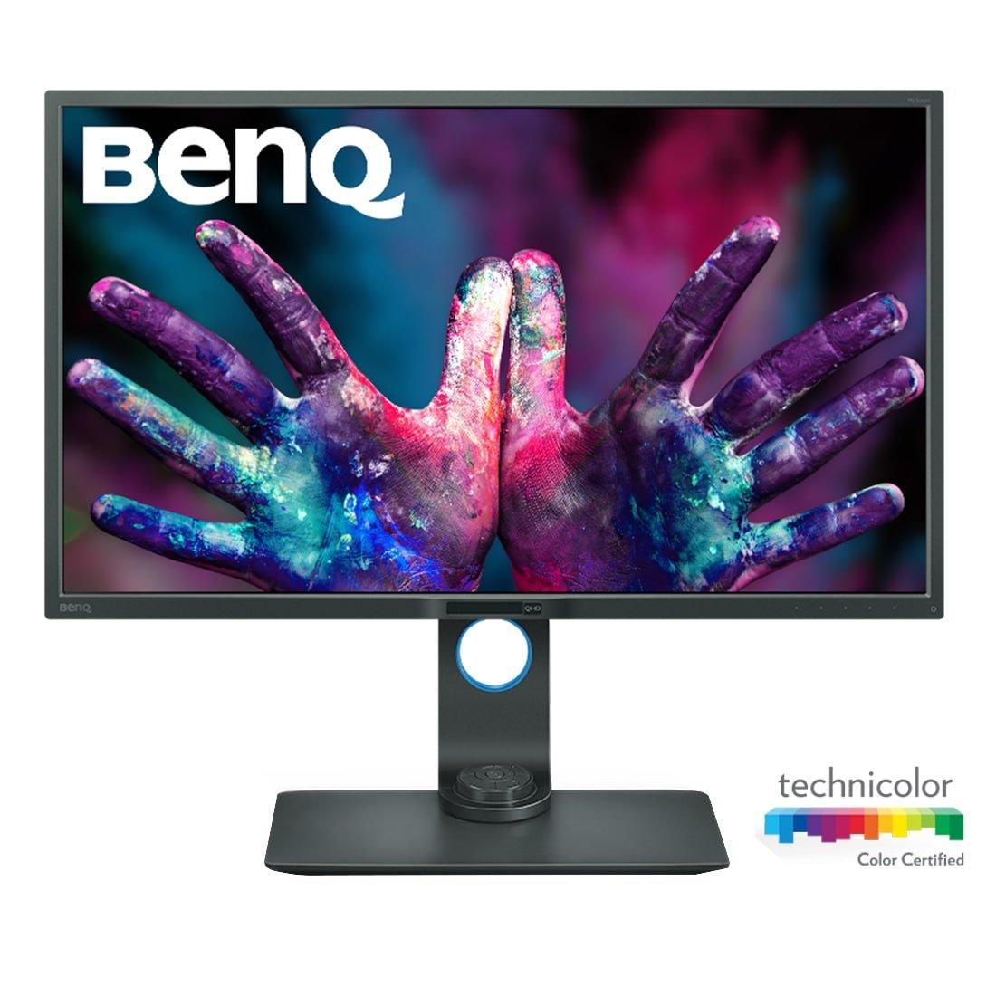 "BenQ - PD3200Q - 32"" (81,28 cm) - 2560x1440 (QHD)"