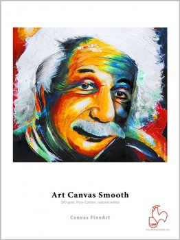 Hahnemühle Fine Art Papier - Art Canvas Smooth 370 g/m²