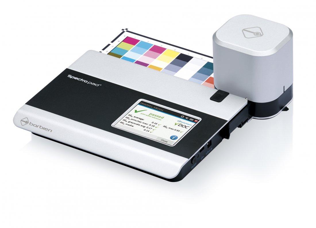 Barbieri SpectroPad DOC