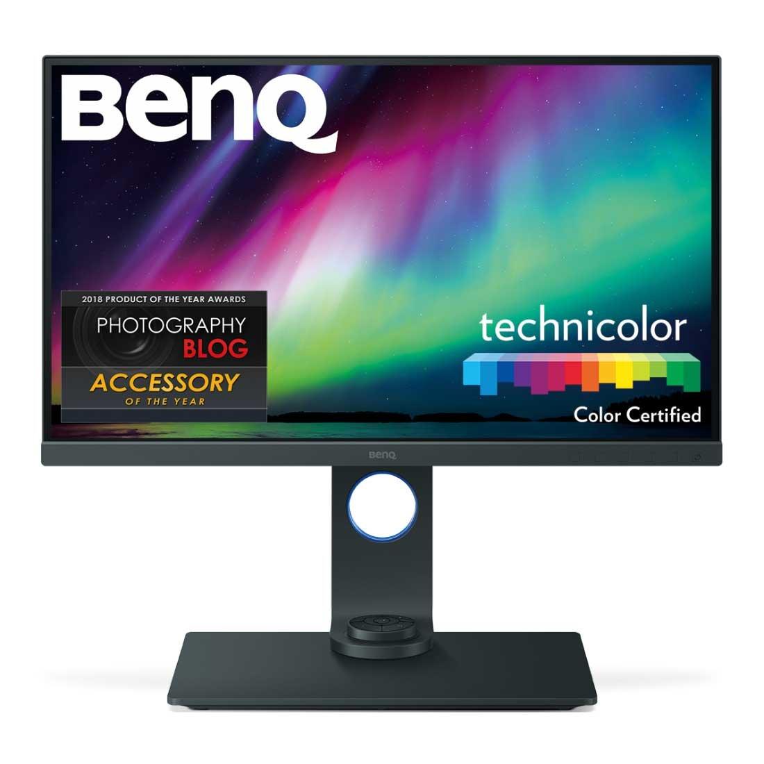 Hauptbild von BenQ SW271 - 27 Zoll - 3840x2160 - hardwarekalibrierbar