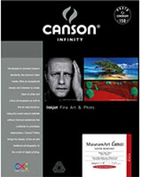 Canson® Infinity MuseumArt Canvas Water Resistant