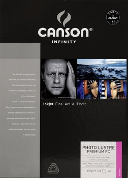 Canson Infinty Photo Lustre Premium RC 310g/m²