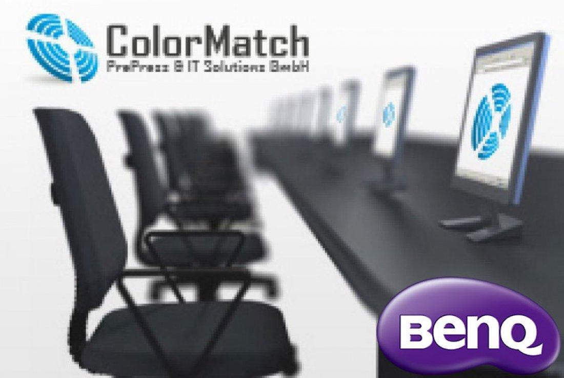 Live erleben: Mit BenQ hardwarekalibrierbaren Monitoren zum Wunschergebnis
