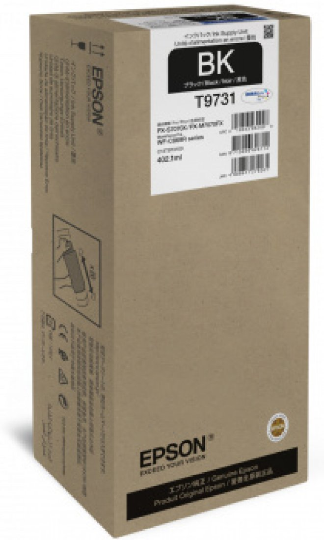 XL Tinte für Epson WF-C869R