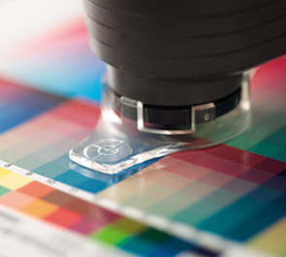 RGB-Kalibration und ICC Medienprofilerstellung