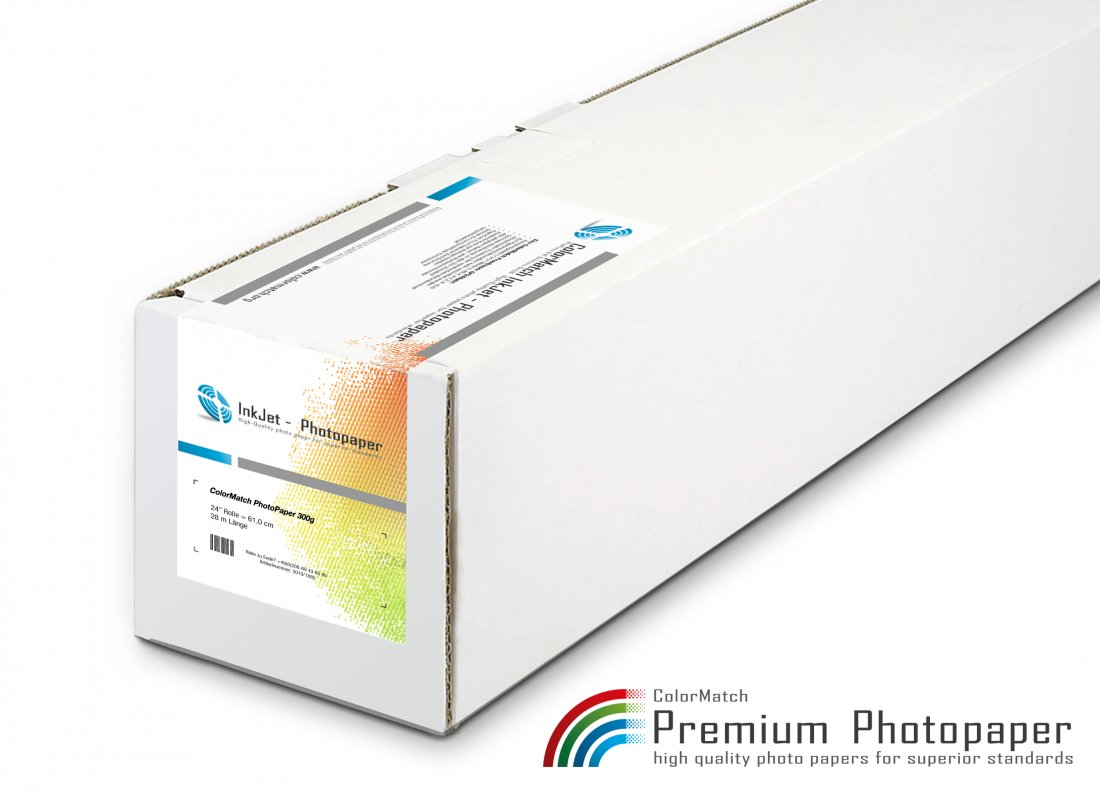 ColorMatch Budget Photo & Proofpapier 255g/m²