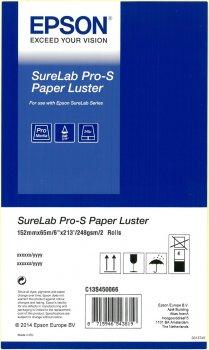 Epson SureLab Pro-S Paper Luster 248g/65m