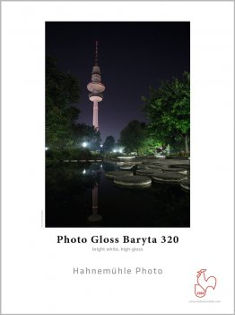 Hahnemühle Photo Gloss Baryta 320
