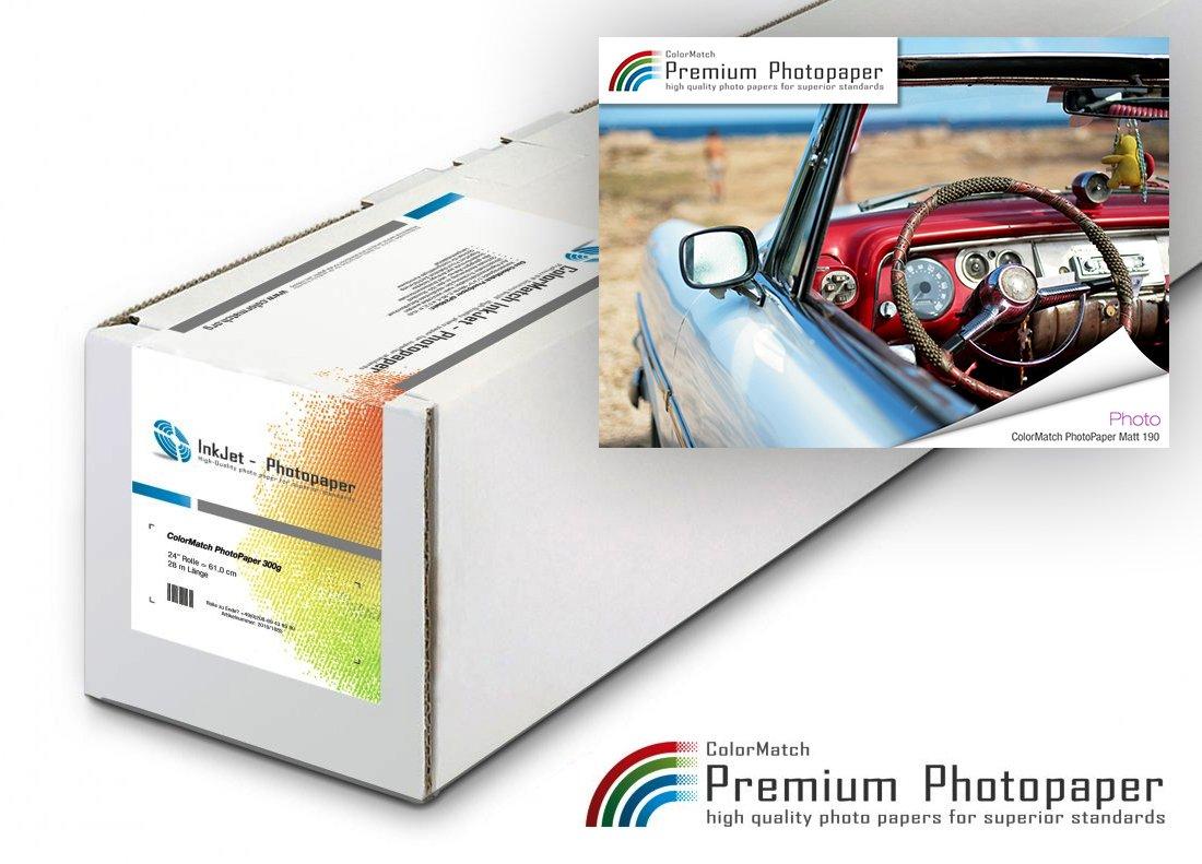 Hauptbild von ColorMatch PhotoPaper Matt 190g/m²