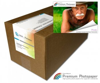 ColorMatch Surelab PhotoPaper Portrait 300g/80m