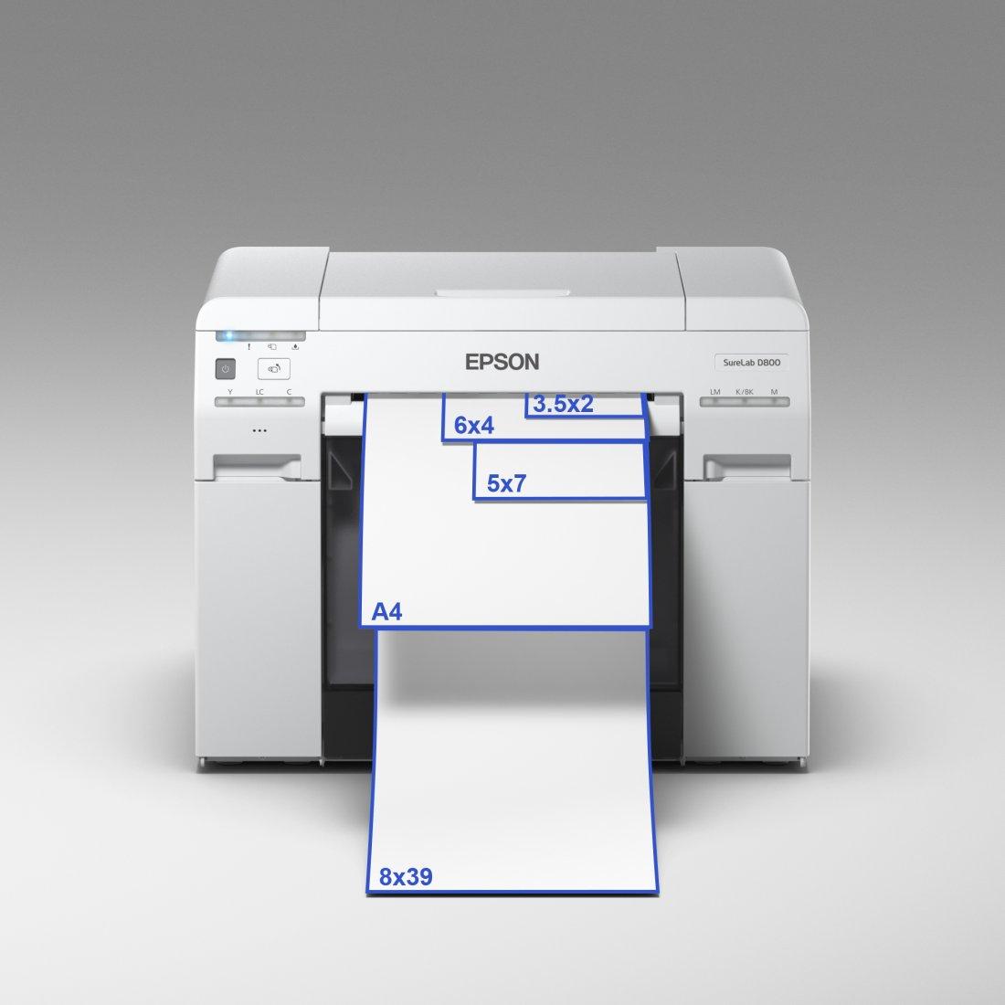 Bild 1 von Epson DryLab System - Epson SureLab SL-D800