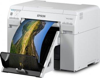 Epson DryLab System - Epson SureLab SL-D800