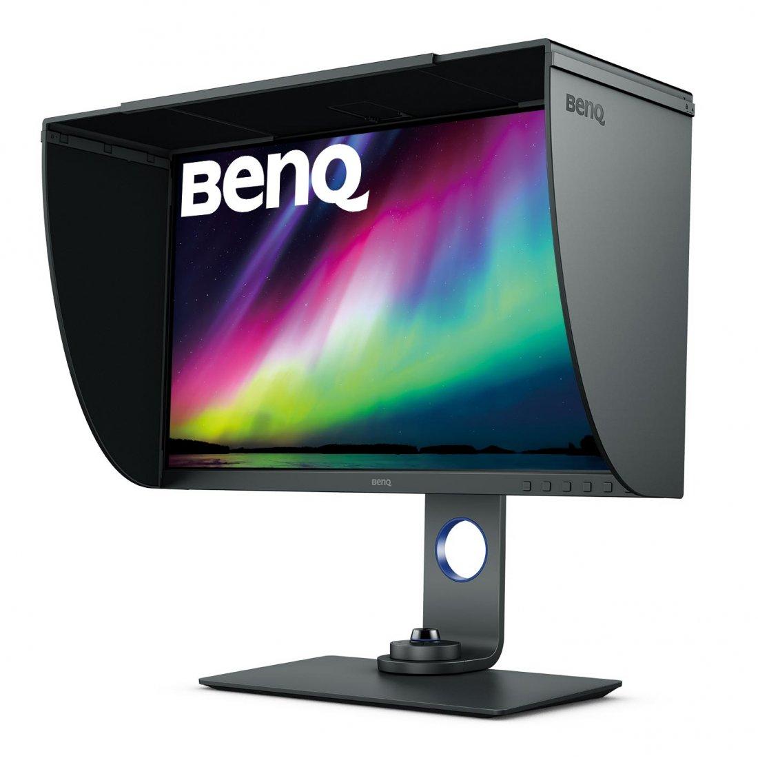 Hauptbild von BenQ SW270C, 27 Zoll - 68,6cm - 2.560 x 1.440 WQHD, hardwarekalibrierbar