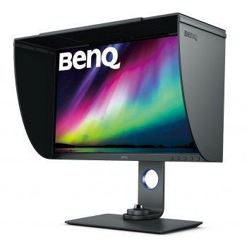 BenQ SW270C, 27 Zoll - 68,6cm - 2.560 x 1.440 WQHD, hardwarekalibrierbar