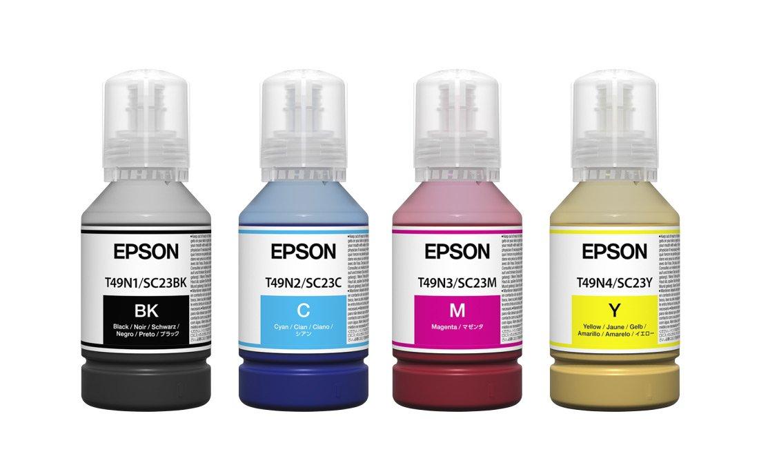 Hauptbild von Epson SureColor SC-F500/F100 Tinte 140ml