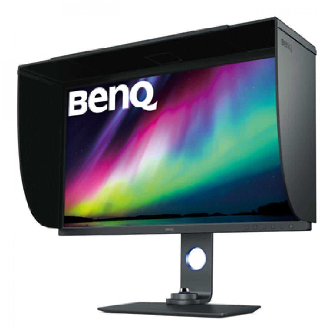 Bild 1 von BenQ SW321C - 32 Zoll (81,28cm), 3.840 x 2.160 (4K) hardwarekalibrierbar