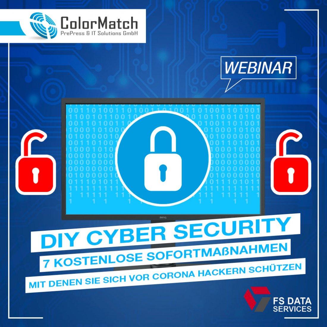 Hauptbild von Webinar Datenschutz und Informationssicherheit / Termin nach Absprache