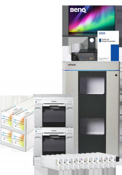 Epson SureLab D800 Aktion - Das MicroLab für Fotofachgeschäfte