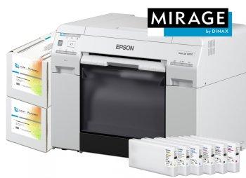 Epson SureLab D800 Aktion - Miragebundle für Fotostudios