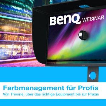 Webinar Farbmanagement für Profis