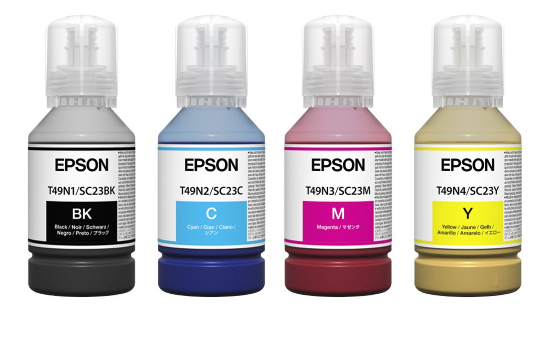 Epson Tinte für SureColor SC-F-Serie 250ml (abgefüllt)